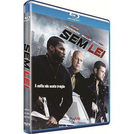 Blu-Ray - Sem Lei - Set Up - Bruce Willis