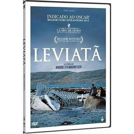 DVD - LEVIATÃ - Andrei Zvyagintsev - Imovision