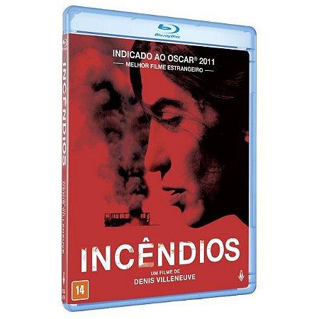 Blu-Ray - Incêndios - DENIS VILLENEUVE - Imovision