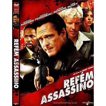 DVD Refém Assassino - MICHAEL MADSEN