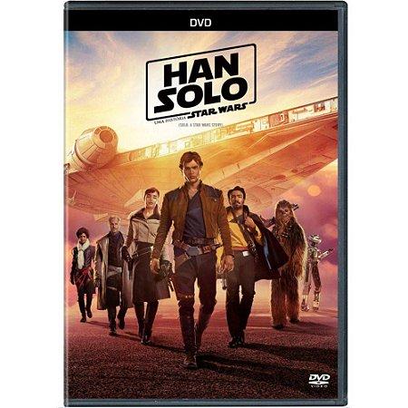 Han Solo - Uma História Star Wars - DVD