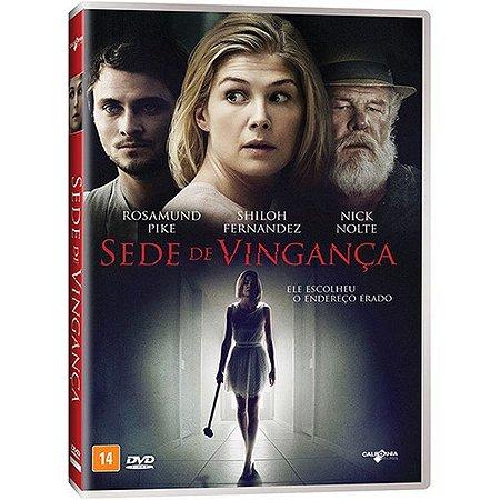 DVD SEDE DE VINGANÇA - NICK NOLTE
