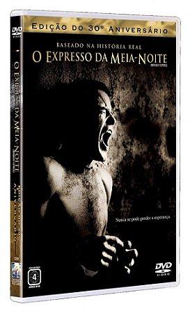 DVD - O Expresso da Meia-Noite: Ed. de 30º Aniv.