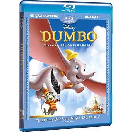Blu-Ray Dumbo - Ed Especial de 70º Aniversario
