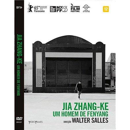 DVD  Jia Zhang-KE - Um Homem de Fenyang - Bretz filmes