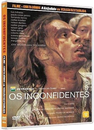 Dvd Os Inconfidentes - Bretz filmes