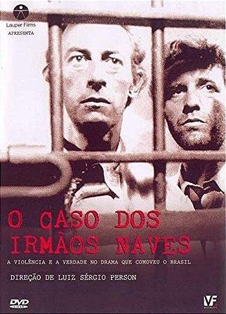 DVD  O Caso Dos Irmãos Naves - Bretz filmes