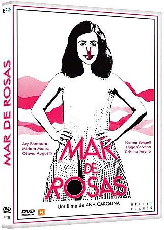 DVD - Mar De Rosas - Ana Carolina - Bretz filmes