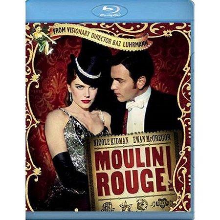 Blu-Ray - Moulin Rouge: Amor em Vermelho - Nicole Kidman