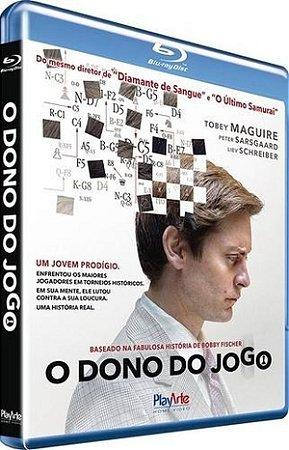 Blu Ray O Dono do Jogo - Tobey Maguire