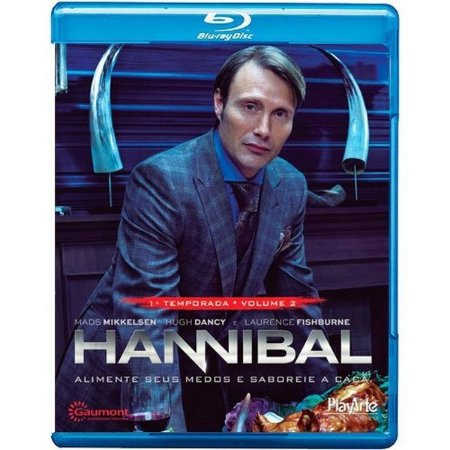 Blu-Ray Box Hannibal - 1ª Temporada Vol.2