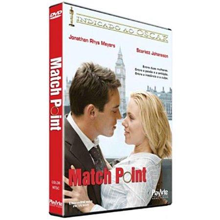 DVD - Match Point - Scarlett Johansson