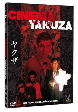 Dvd Cinema Yakuza (3 Dvds) Versatil