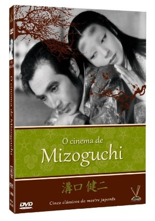 Dvd Box O Cinema de Mizoguchi Vol. 1 (3 DVDs)
