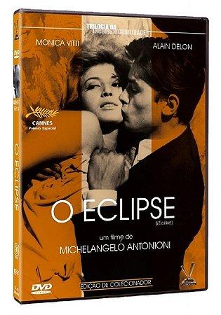 DVD O Eclipse - Michelangelo Antonioni