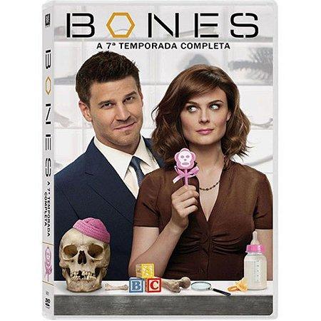 Box Bones 7ª Temporada (4 DVDs)
