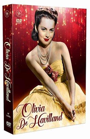 DVD TRIPLO OLIVIA DE HAVILAND