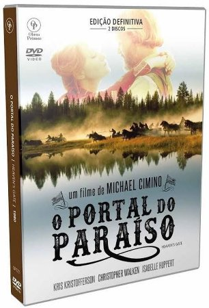 Dvd O Portal Do Paraíso (2 Dvds) - KRIS KRISTOFFERSON