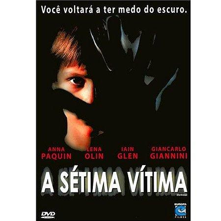Dvd A Sétima Vitima - Anna Paquin