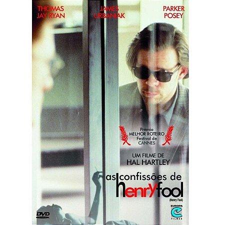 DVD - As Confissões de Henry Fool