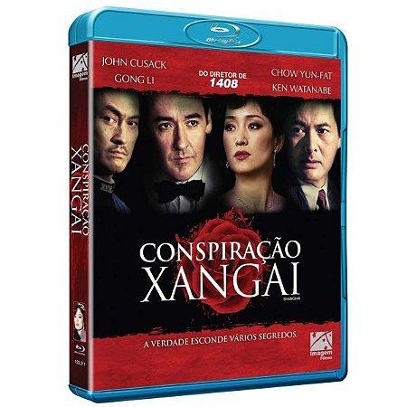 Blu-Ray Conspiração Xangai - A Verdade Esconde Vários Segredos
