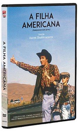 Dvd A Filha Americana - Karen Shakhnazarov