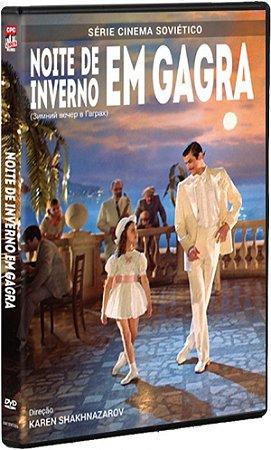 DVD Noite De Inverno Em Gagra - Aleksandr Pankratov