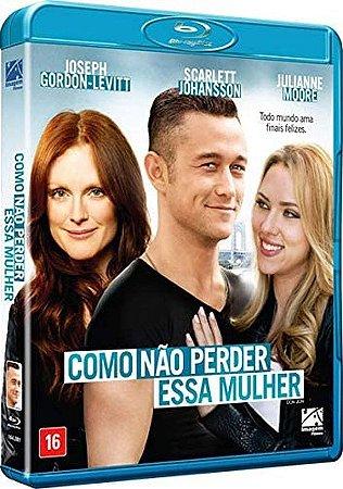 Blu-ray - Como Não Perder Essa Mulher