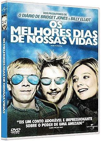 DVD - Os Melhores Dias de Nossas Vidas