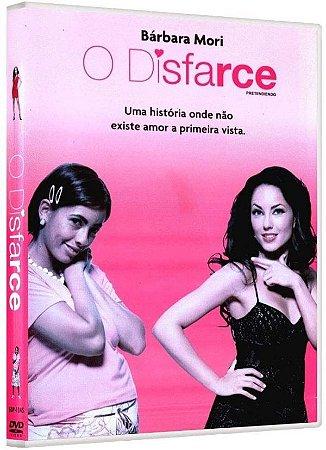 DVD O Disfarce - Barbara Mori