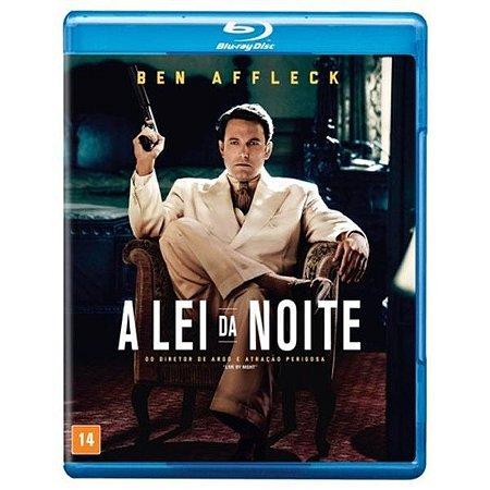 Blu-ray - A Lei Da Noite - Ben Affleck