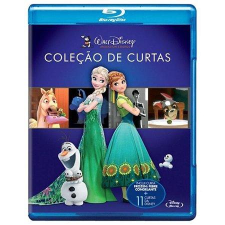 Blu Ray Walt Disney - Coleção De Curtas