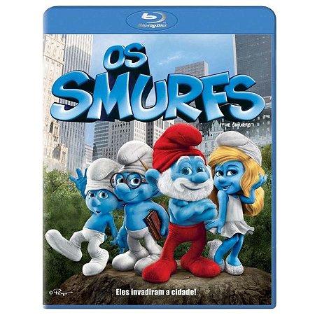 Blu-Ray - Os Smurfs