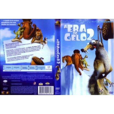 Dvd A Era Do Gelo 2