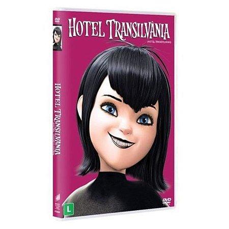 DVD - Hotel Transilvânia