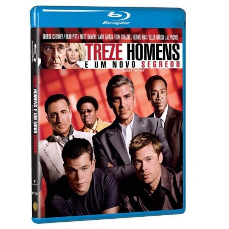 Blu-Ray - Treze Homens e um Novo Segredo