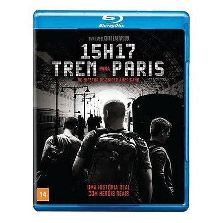 Blu-ray 15H17 Trem para Paris