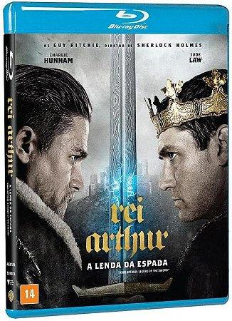 Blu-ray - Rei Arthur: A Lenda Da Espada