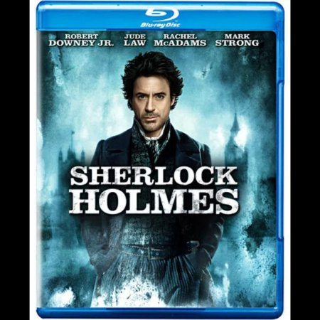 Blu-ray Sherlock Holmes