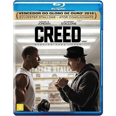 Bluray - Creed - Nascido Para Lutar