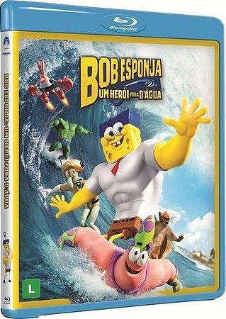 Bob Esponja O Filme - Heroi Fora D'agua