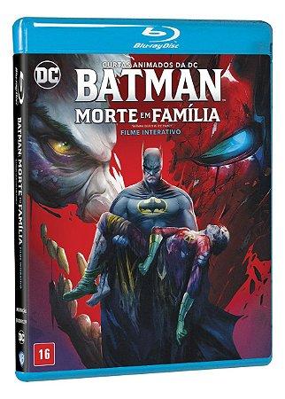 Blu-ray - BATMAN: MORTE EM FAMÍLIA - Death in the Family