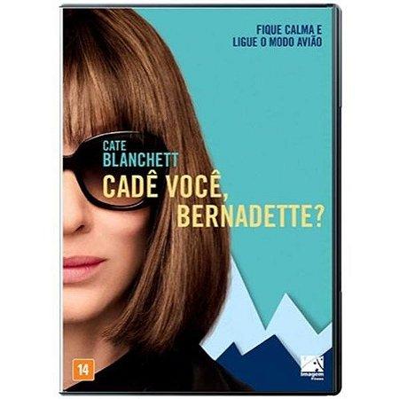 DVD Cadê Você, Bernadette?