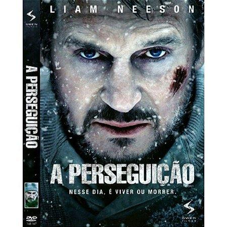Dvd A Perseguição - Liam Neeson