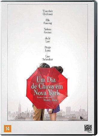 DVD - Um dia de Chuva em Nova York