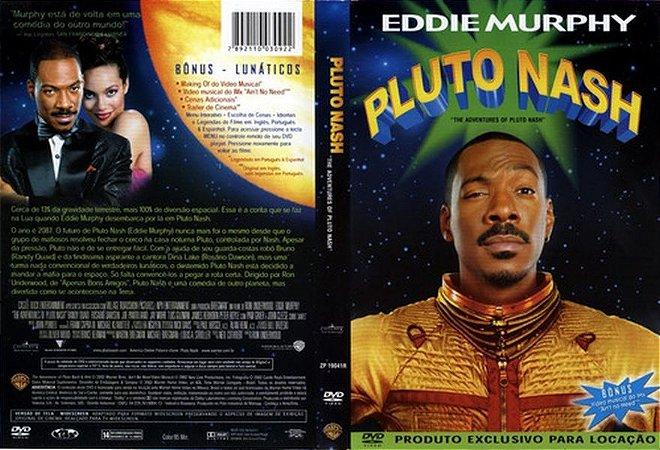 Dvd Pluto Nash - Eddie Murphy