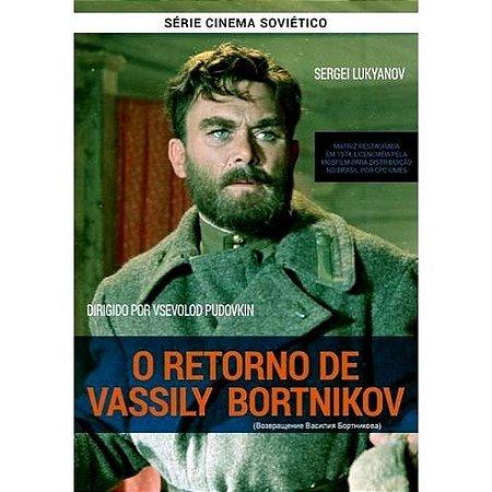 Dvd O Retorno De Vassily Bortnikov - Vsevolod Pudovkin