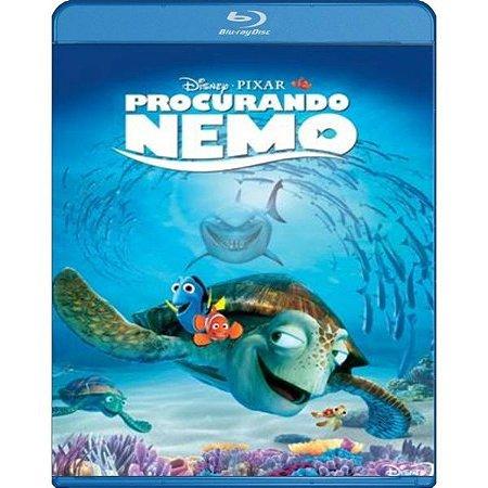 Blu-Ray Procurando Nemo - Disney