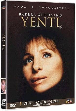 DVD YENTL - Barbra Streisand
