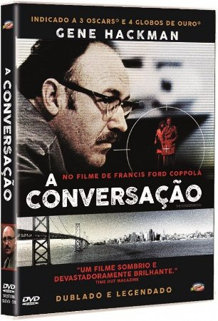 Dvd A Conversação - Gene Hackman